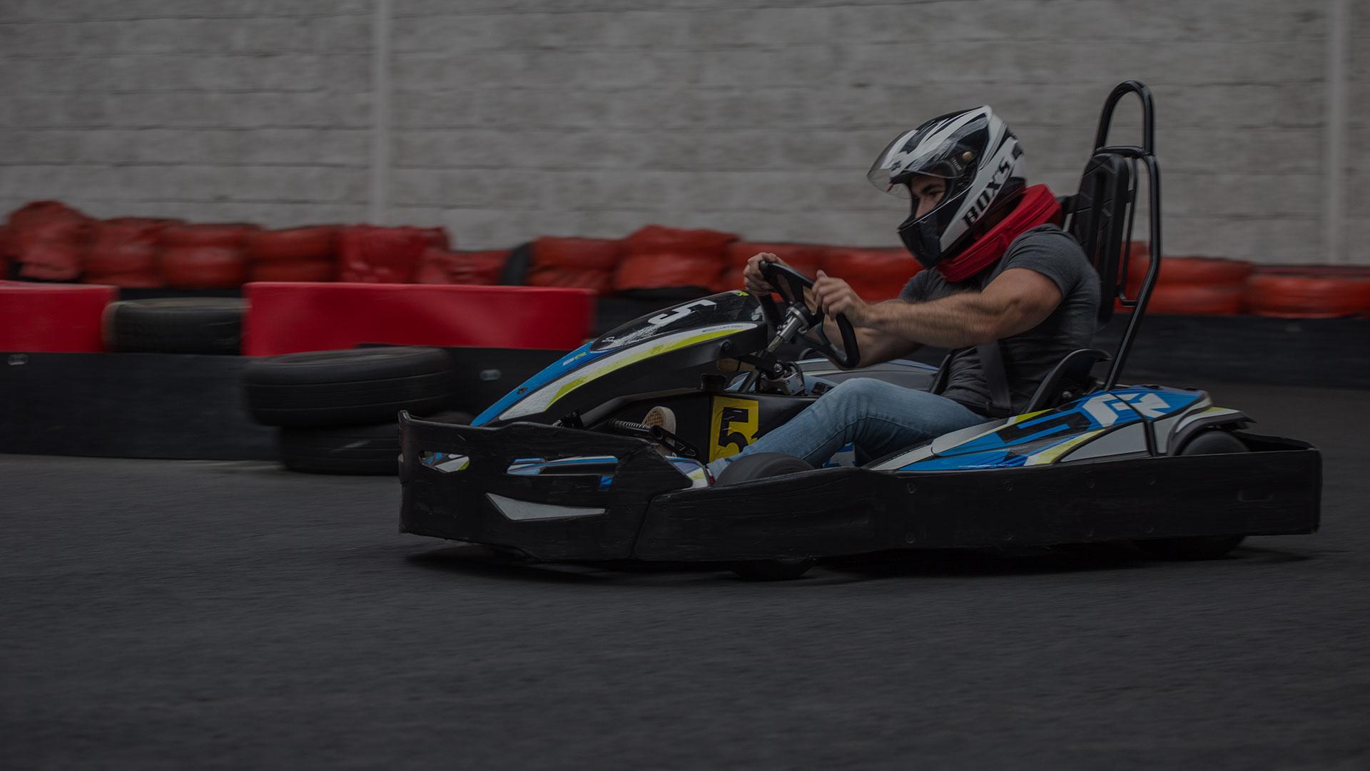 Kart West Laser Game Entreprises