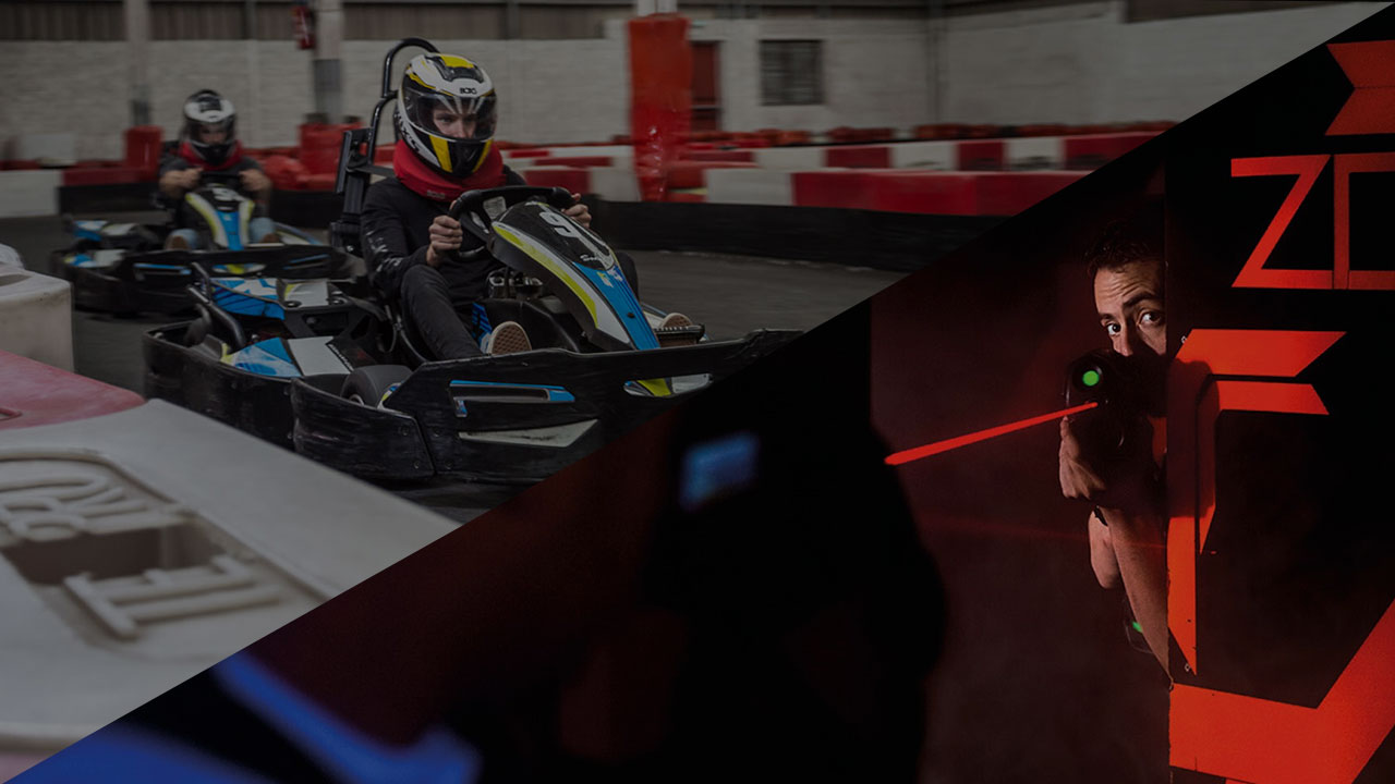 Karting & Laser Game Quimper